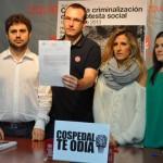 Ciudad Real: Los jóvenes de Izquierda Unida focalizan su indignación en Cospedal tras la sucesión de casos de «represión»