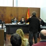 Absueltos seis de los manifestantes contra Cospedal y Marín y sancionado otro por proferir la palabra «gorrino»