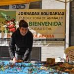 Ciudad Real: La Bienvenida recauda fondos en un mercadillo solidario