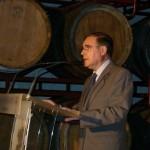 El poeta Antonio García de Dionisio gana el Premio Diputación de Guadalajara y el Certamen de Denia