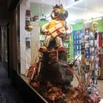 """Librería """"La Pecera"""" gana el II Concurso de Escaparates de Navidad de Manzanares"""