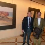 """El Gran Teatro de Manzanares muestra la exposición """"Un paseo por el alma"""" de Salvador Patón"""