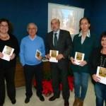 Manzanares: Cuadros de Manuel Fernández ilustran el calendario informativo de la OMIC para 2014