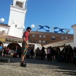 """Manzanares: Txikolini, protagonista en la última jornada de """"En plaza la Navidad"""""""