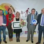 Manzares: Carmen Mendiola y la OMIC, premiados en el Día de las Personas con Discapacidad