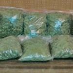 La Guardia Civil detiene a cuatro personas por tráfico de drogas