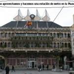 Metro Cervantes