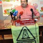 """IU no participará en """"la hoguera de las vanidades"""" de los actos del Día de la Constitución"""