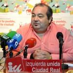 Miguel Ramírez (IU) alerta sobre una posible «bolsa de fraude» como consecuencia de la contratación en precario