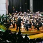 La Banda Sinfónica Juvenil de Miguelturra ofreció interpretó su concierto extraordinario de Navidad