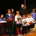 Miguelturra: Clausurado el Clinic de Fútbol de Navidad