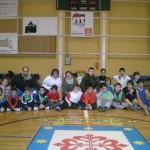 """""""Bota, bota, la Navidad…"""", jornada deportiva de la Escuela de Baloncesto de Miguelturra"""