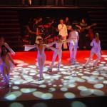 """Manzanares: El musical """"Broadway on Ice"""" gusta pero no entusiasma"""