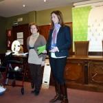 Ciudad Real: El Colegio de Farmacéuticos abordó una charla sobre productos ortopédicos