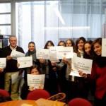El Colegio de Procuradores eleva su protesta al subdelegado del Gobierno