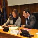 Rosa Romero firma la adhesión de Ciudad Real a la Red de Ciudades por la Accesibilidad
