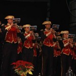 """Puertollano: Quinientas presenciaron el I Certamen de música procesional """"Sones de Arcángel"""""""