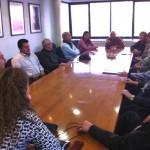 Puertollano: El equipo de gobierno presenta a las asociaciones vecinales el proyecto de presupuestos 2014