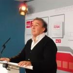 Villarino (PSOE) invoca al «espíritu navideño» de Rosa Romero y le pide que financie becas de comedor escolar