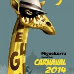 Miguelturra: José Luis Gómez López gana el concurso del cartel anunciador del Carnaval