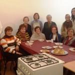 La Asociación de Viudas de Villanueva de los Infantes imparte un curso de cocina para sus socias