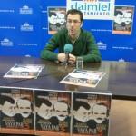 """Daimiel: Marcos Arizmendi y Pedro Reyes presentan este viernes en el Ayala """"Vaya par de 3"""""""