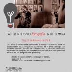 Ciudad Real: Alumbre convoca un taller intensivo de fotografía de fin de semana