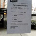 Ciudad Real: Aquona reparará una nueva avería en la Plaza Cervantes