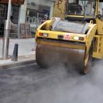 Ciudad Real: Comienzan a asfaltar la calzada del bulevar de la Avenida del Rey Santo