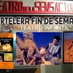 """Ciudad Real: """"El pequeño Babú"""" en el Teatro de la Sensación"""