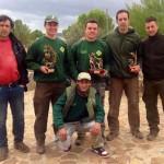 Ciudad Real: Gabriel Rodríguez y Carlos Herrera revalidan el título de campeones provinciales de caza menor con perro