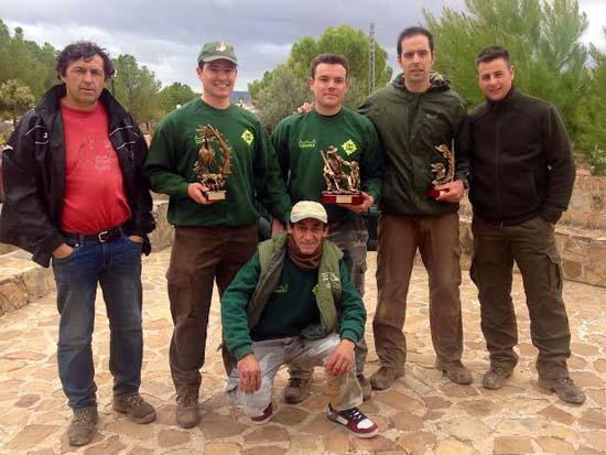 campeones caza