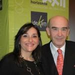 Carla Avilés Rogel, nueva directora de la Fundación Horizonte XXII Globalcaja