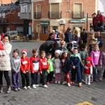 Álvaro Honrado y Marina de la Fuente se imponen en la VI San Silvestre porzuniega