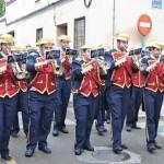 """La Agrupación Musical San Miguel Arcángel de Puertollano participará el sábado en la I Feria Cofrade de Granada """"Capricho Cofrade»"""