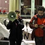 Concentración de apoyo a Gamonal: Comparan el bulevar de Burgos con la Avenida del Rey Santo de Ciudad Real