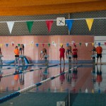 El Club de Natación Daimiel se prepara para enfrentar el Campeonato Regional en febrero