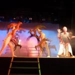 Daimiel: «El rey león», el espectáculo más esperado de 'Rompehielos', se estrena este viernes