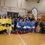 Puertollano: La entrega de medallas y trofeos pone fin al Torneo de Navidad de Deportes