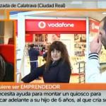 Ciudad Real: Un calzadeño se hace con el traspaso del kiosco de prensa del Eroski gracias a un programa de televisión