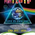 Tributo a Pink Floyd en el Gran Teatro de Manzanares con un plantel internacional de grandes músicos