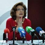 Ciudad Real: El PSOE pedirá la dimisión de Rosa Romero en el primer pleno de 2014