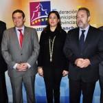 La alcaldesa de Ciudad Real inaugura jornada de la FEMP sobre la Ley de Racionalización y Sostenibilidad de la administración local