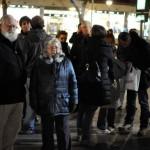 Ciudad Real: Cincuenta personas se concentran en la Plaza del Pilar para mostrar su apoyo a Gamonal