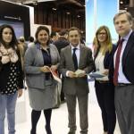 Martínez destaca que Castilla-La Mancha se convierte en «referente» en Turismo, gracias a la conmemoración del IV centenario del Greco