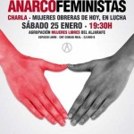Organizan en Ciudad Real unas jornadas anarco-feministas