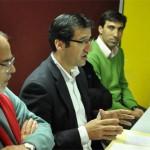 """Caballero (PSOE) acusa a los alcaldes """"caciques"""" del PP de ejercer """"represalias"""" contra los concejales del PSOE y de vulnerar los derechos políticos de los trabajadores"""