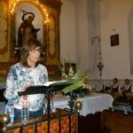 Manzanares: Quintanilla apela en el pregón de San Antón al mantenimiento de las tradiciones