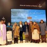 Villarrubia de los Ojos presenta en Fitur la ruta de la pastora Marcela de El Quijote