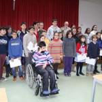 Puertollano: Felicitaciones escolares con sabor a Navidad en el Centro Cultural